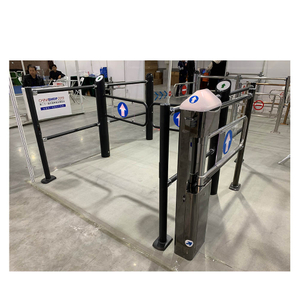 Electrophoretic Paint Supermarket Turnstile