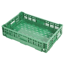 HDPE Plastic Foldable Collapsible Crate 6414