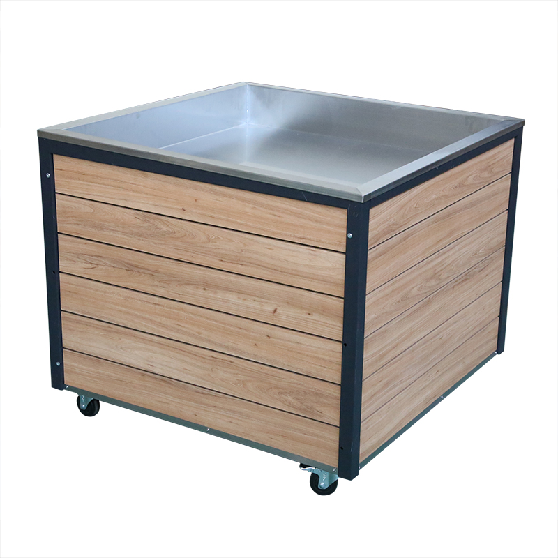 2019 New Style Orchard Bin For Fruit Display in Fresh Store