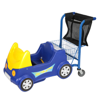 Children's Shopping Cart with Ipad Holder