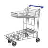 Convenient Storage Warehouse Trolley