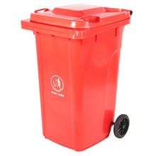 240L Heavy-duty HDPE Waste Bin