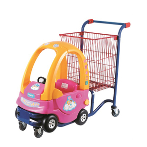Children's Shopping Cart K-3