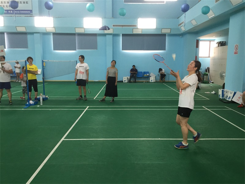 Badminton Game 02