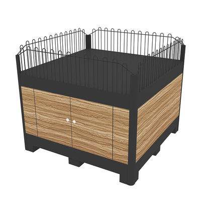Special Wooden Orchard Bin