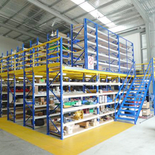 attic shelf floor shelving system rack mezzanine