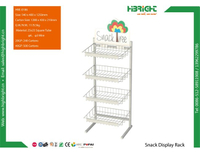 Snack Display Rack