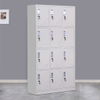 12 Door Metal Storage Locker
