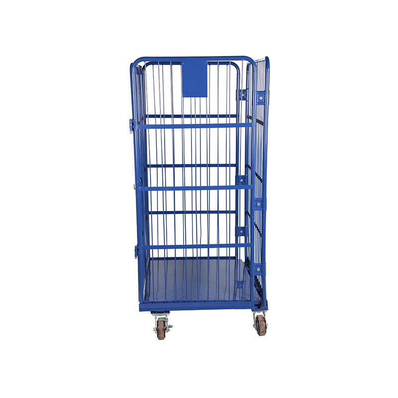 Colorful Roll Cage Trolley