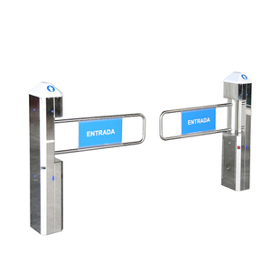 Electronic Entrance Turnstile