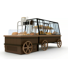 Bread Display Cart