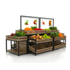 2020 New Design Fruit Display Stand