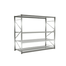 Stainless Steel Warehouse Rack