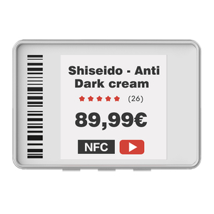 1.54 Inch Electronic Shelf Label