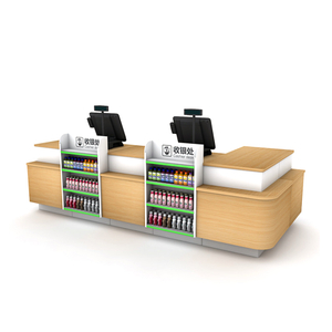 Checkout Counter for Convenience Store Or Grocery Store