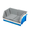Warehouse Stackable And Nestable Plastic Storage Bin Promotion Box