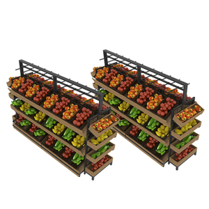 Fruit And Veg Display Stand