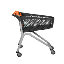 2021 New Style Plastic Shopping Cart